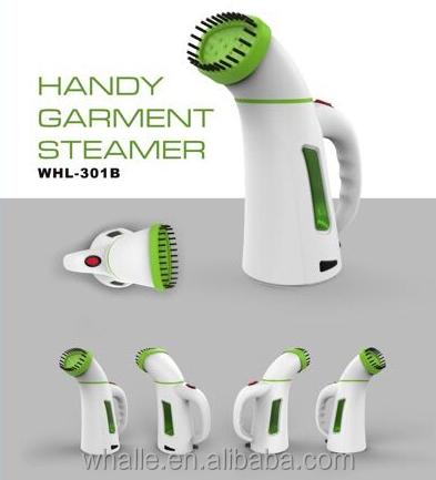 WHL-301A Vertical Garment Steamer Clothes Fabric Domestic Steam Iron Hanging Suits Steamer