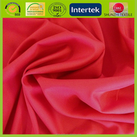 new oil resistance 100% polyester peach skin microfibre fabric