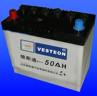 12v dry cell car battery