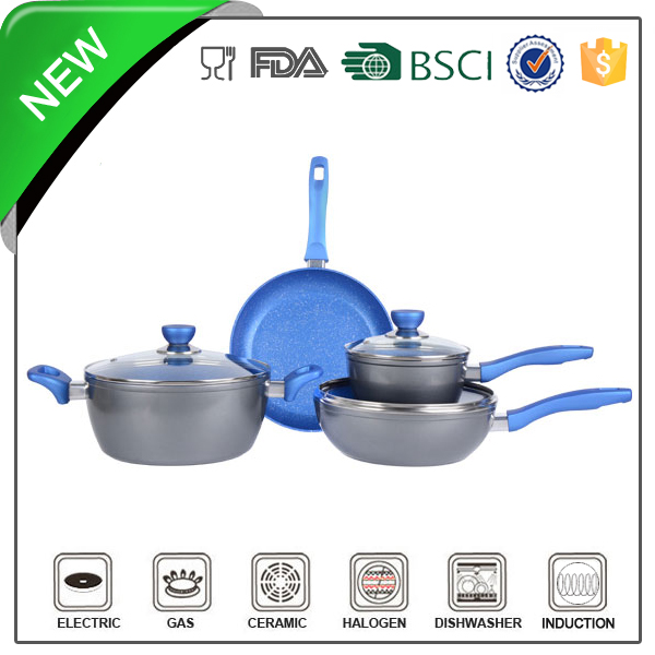 induction based cookware set