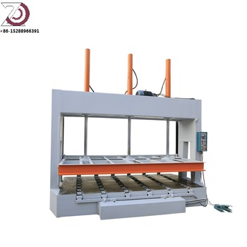 Carpentry machines cold press machine hydraulic