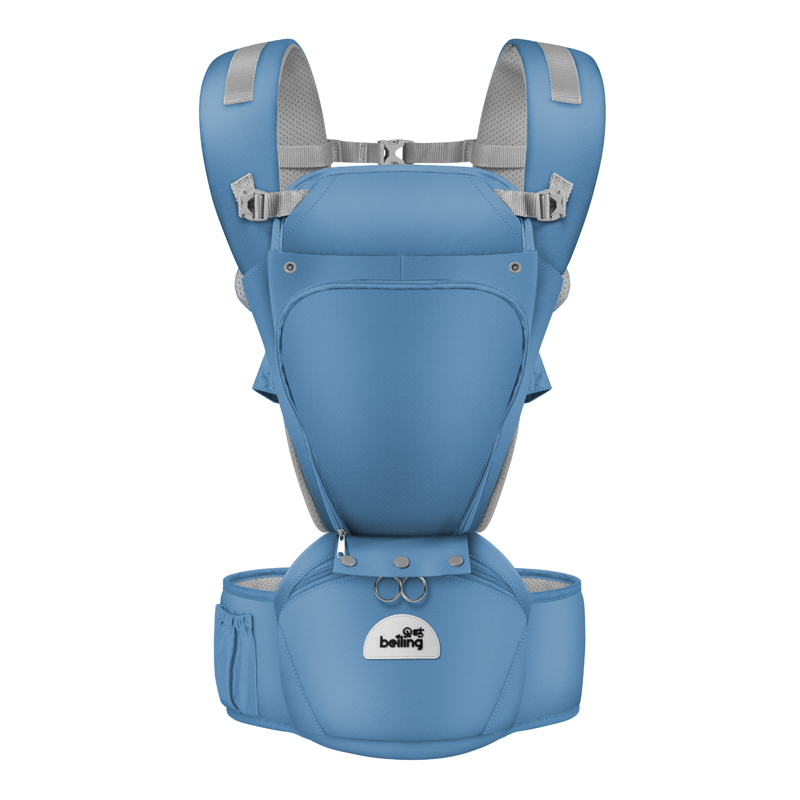 New hipseat for newborn and prevent <strong>o</strong>-type legs 6 in <strong>1</strong> carry style loading bear 20Kg Ergonomic baby carriers kid sling