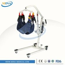 Medical electrical disabled patient lift, home care patient hoist, sit to stand lifter price