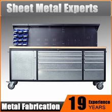 ningbo hot selling popular exporter best price metal portable tool chest