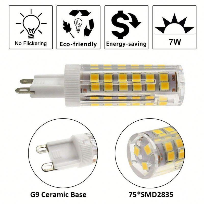 Hot Selling Colored G9 Halogen <strong>Bulbs</strong> Suitable For Philips
