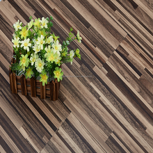Cheap and Fine Indoor Wood Patterned Click Vinyl Plank Flooring