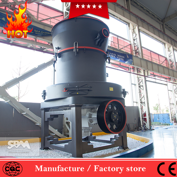 Large capacity low price super fine powder mill, grinding mill with CE