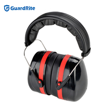 GuardRite Brand CE EN 352-1 safety ear muff for hearing protection
