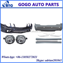 FRONT AND REAR BODY KITS FOR W211 / AMG / E63 2007 - 2009
