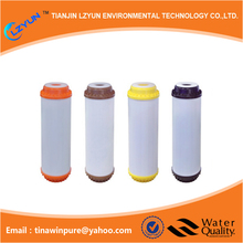 short time 2.5 inch 5 Micron fast supplier granular activated carbon water filter machine