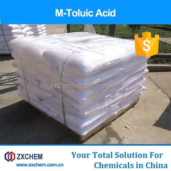 High purity CAS:99-04-7 m-Toluic acid