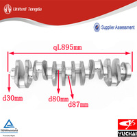 Geniune Yuchai Crankshaft for L4700-1005001