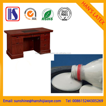 50% soild content Environmentally friendly white latex /glue for PVC film glue/Carton/Paper bags white adhesive , white latex