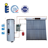 2015 New Three Target Solar Vacuum Tube Collector