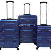 ABS TROLLEY LUGGAGE WITH TRAVEL LUGGAGE