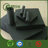 soft black plain NBR foam sheet nitrile foam thermal insulation material for hvac air duct