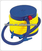 tire medical operated foot pump