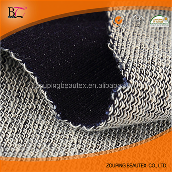 Manufacturers sell like hot cakes knitted denim fabric