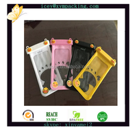Universal Compatible Brand and PVC+ABS Material For samsung s5 waterproof pouch
