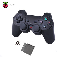 Raspberry PI 3 2.4G Wireless Remote Control Gamepad game console