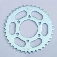 Motorcycle Rear Sprocket GTO125
