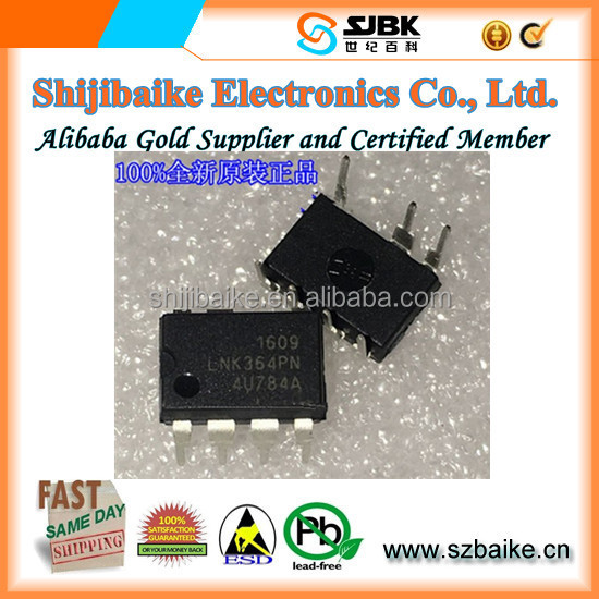 LNK364PN original power supply chip induction cooker ic