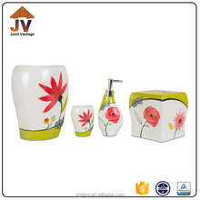 Promotional Good Quanlity asian marble home trends bathroom accessories