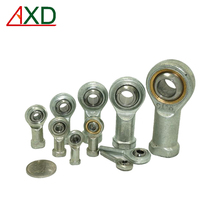 Rod end bearing double end threaded rod