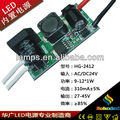 open frame LED Driver 9-12W 310mA/ led power supply china manufacturer