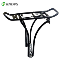 City bike folding luggage carrier /bicycle rear rack