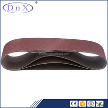 Lap Joint Aluminum Oxide Abrasive Sanding Belt With Strong Grinding Force