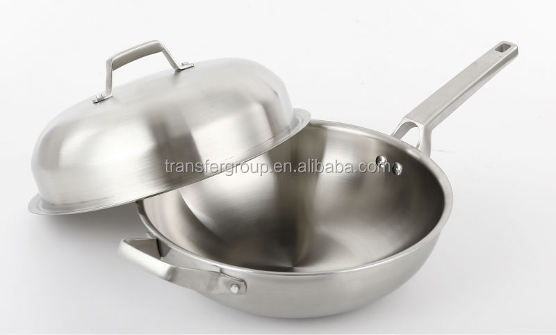 gas cooker japan stainless steel wok