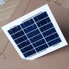 Hot sale best price per watt solar panels 5w poly solar panel