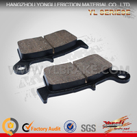 Wholesale Hot Selling Brake Pads Motorcycle Factories Spare Parts China
