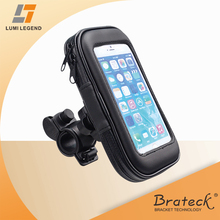Smartphone Bike Phone Mount Holder Bicycle Phone Holder Waterproof for iPhone 4/5
