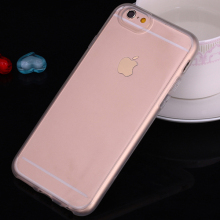 Cell phone accessory ultrathin clear crystal gel soft tpu mobile phone cover for iphone case wholesale cover case for iphone 6s