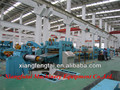 HR cut to length line for cutting the steel plate / metal coil