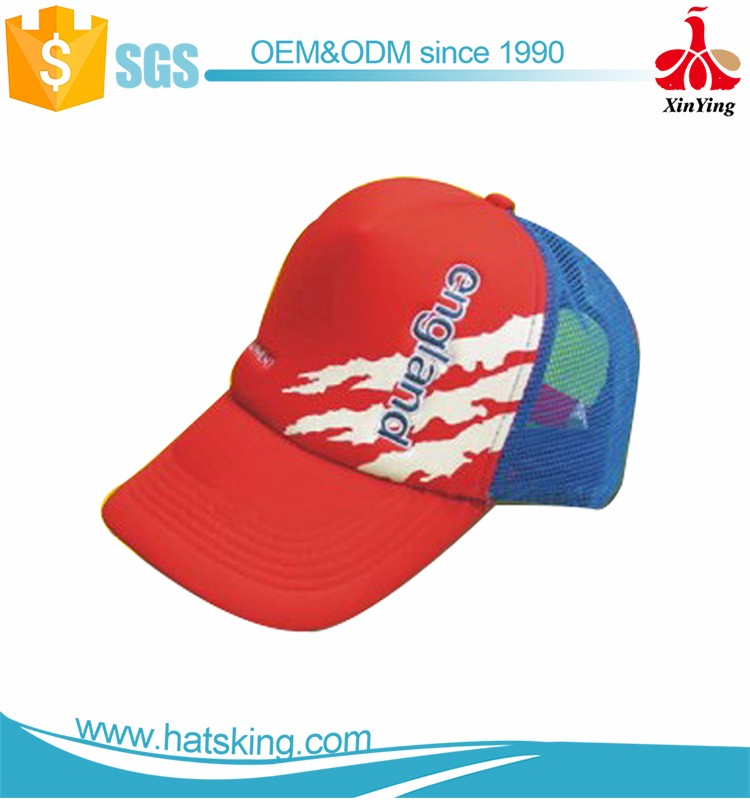 trucker mesh omani softextile cap and hat