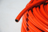 "3/8"" Hose Gas Hose for Stove, Fiber Reinforced Braided Flexible Plastic PVC Argon Gas Hose"