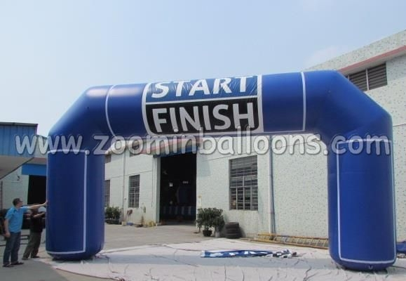 2015 Racing inflatble arch,inflatable start arch,inflatable finish archway for sport N4009