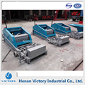 hollow concrete panels mold making machine