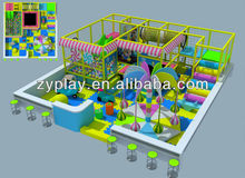 New Indoor Kids Play Park with Electric Toys
