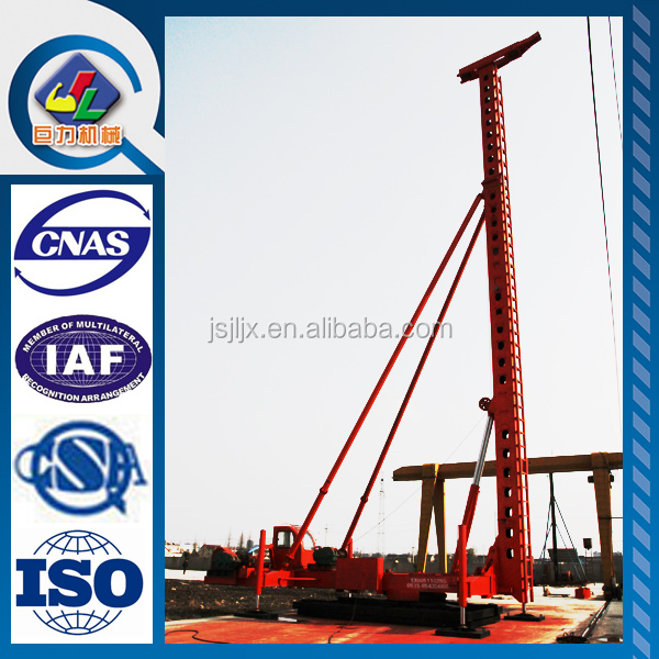 Factory price sheet pile driver