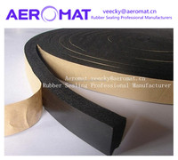 ACM adhesive backing rubber for protection in direct selling