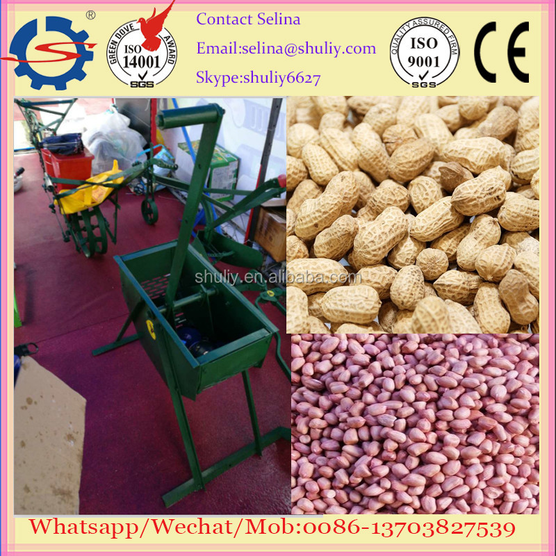 2016 New type manual peanut sheller for South Africa