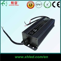 Waterproof IP67 12V 100W metal shell light weight DC Switching Power Supply