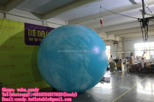 Beautiful inflatable Mercury balloon for hanging decoration C-110