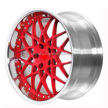 2/3-piece style good quality forged alloy wheel rims