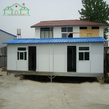 High quality China manufacturers factory price small prefab home