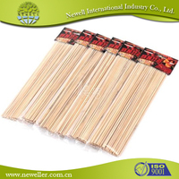 2015Newell fob fuzhou bamboo stick all of full size bamboo stick for food